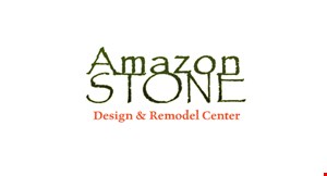 Amazon Stone Design & Remodel Center logo