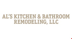 Product image for AL'S KITCHEN & BATHROOM REMODELING, LLC $500 OFF any job of $5000 or more