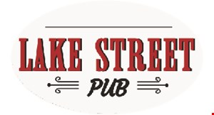 Product image for Lake Street Pub $10 free Match Play.