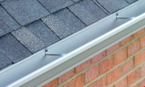 Product image for Morin Gutters 20% off leaf protection system