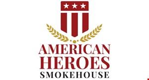 American Heroes Smokehouse logo