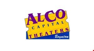 Alco Capital Theaters Boynton logo