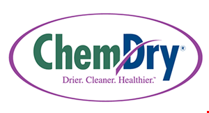 Product image for Chem-Dry 10% off Carpet & Upholstery Cleaning minimum charges apply.