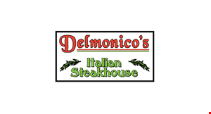 Delmonico's Italian Steakhouse logo