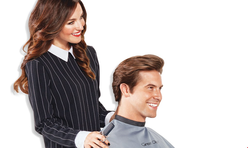 Product image for Great Clips $9.99 ANY HAIRCUT