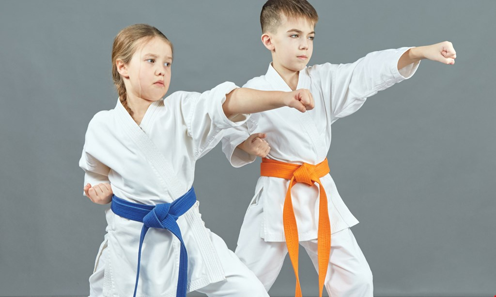 Product image for American Ju-Jitsu Center 90 days FREE child care for families of First Responders & Healthcare Workers