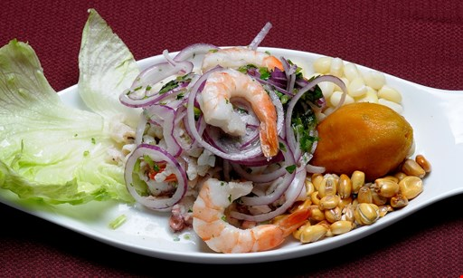 Product image for Ceviche & Grill Restaurant $22 ARROZ CON MARISCOS PARA DOS!.