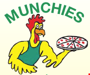 Product image for Munchies  Free sub