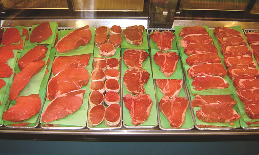 Product image for Wilkes Meat Market & Deli 5 lbs. only $17.99 Fresh Lean Ground Chuck.