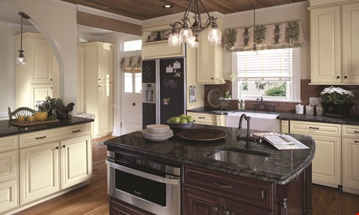 Product image for Kitchen Express Plus Free installation On Granite & Quartz Countertops PLUS reduced material prices. Purchase 30 sq. ft. of granite & receive a FREE 18 gauge stainless steel sink!.