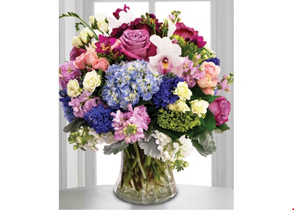 Product image for Deloris Florist Gift Shop 10% off any purchase use code: FLYER