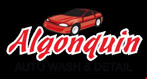 Algonquin Auto Wash & Detail logo