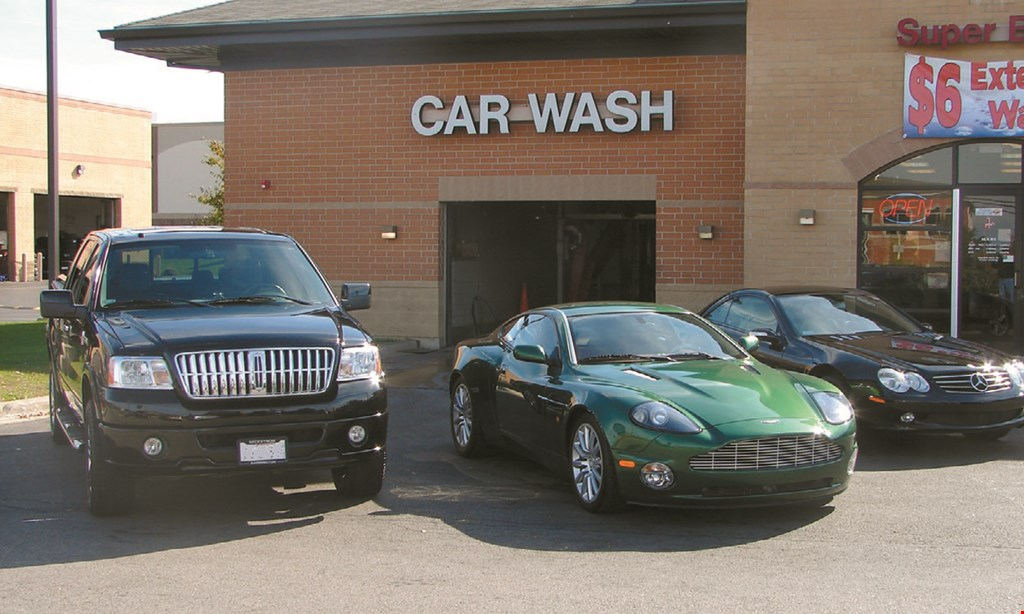 Product image for Algonquin Auto Wash & Detail Car Wax & Buff Special $25.00 Reg. $35. SUVs, minivans & pickups $20 extra.