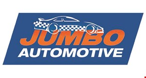 Product image for Jumbo Auto Repair $20 off 1 service or $50 off 2 services