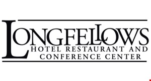 Longfellows Hotel Restaurant and Conference Center logo