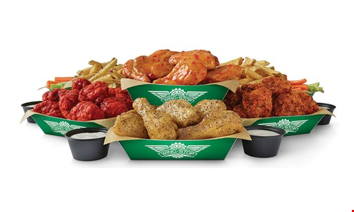 Product image for Wing Stop - Hialeah/Miami Lake $5 Off any purchase of $30 or more