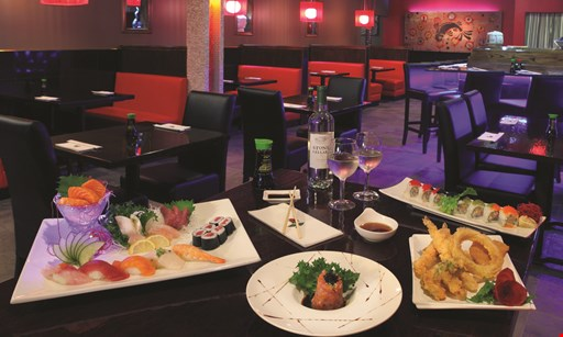 Product image for Mr. Fuji Sushi & Hibachi $10 Off Your CHECK BEFORE TAX