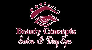 Beauty Concepts Salon & Spa logo