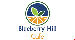 Blueberry Hill Cafe - Aurora logo
