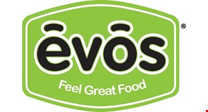 Product image for Evos Carrollwood Free! Air fries & Drink with purchase of a Burger, Wrap,Salad, or Bowl.