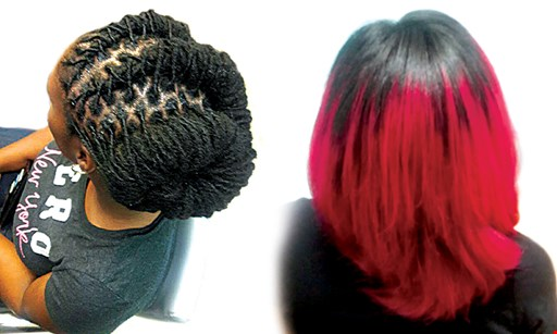 Product image for Signature Natural Hair $10 Any Service Over $50
