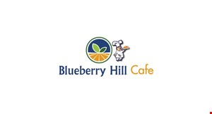 Blueberry Hill Cafe logo