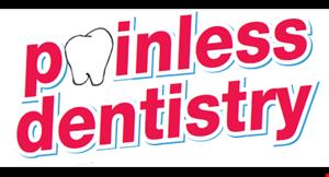 Painless Dentistry logo