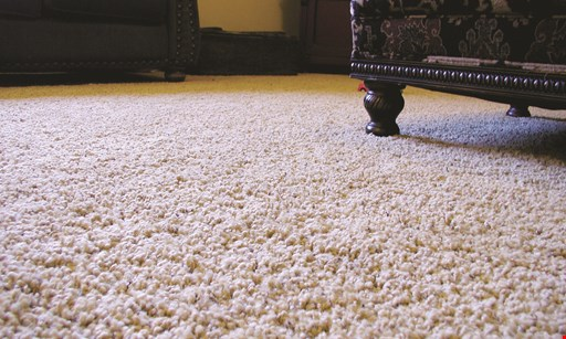 Product image for Heaven's Best Carpet Cleaning only $99-3 rooms $40 each additional room