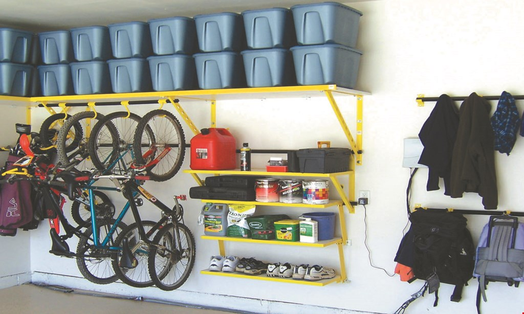 Product image for Garage Rescue 10% OFF floor coatings.