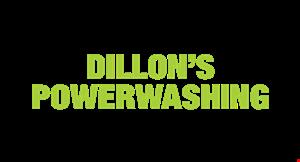 Dillions Powerwash, Llc logo