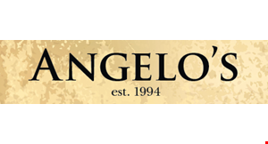 Product image for Angelo's Ristorante  & Banquest $39.95 dinner special for two includes 2 pasta dinners, choice of pasta and sauce and a bottle of house wine