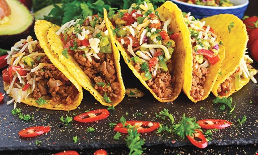 Product image for Screaming Goat Taqueria $20 Off any purchase of $100 or more.
