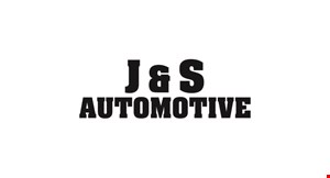 Product image for J&S Automotive Repair Inc. $19.95 front end alignment