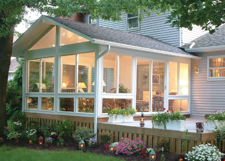 Product image for Atc Contractors - Sunrooms & Screen Rooms 10% OFF A NEW SUNROOM OR SCREENROOM SOME RESTRICTIONS APPLY.