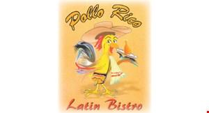 Pollo Rico logo