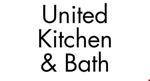 Product image for United Kitchen & Bath EXTRA 10% OFF for seniors.