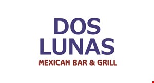 Product image for Dos Lunas $5 off any purchase