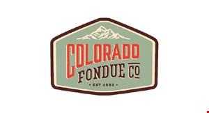Colorado Fondue logo