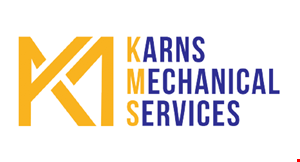 Karn's Mechanical logo