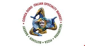 Conca D'Oro Italian Specialty Market logo