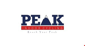 Peak Indoor Cycling logo