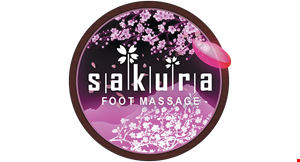 Product image for Sakura Foot Massage $15 For A 30-Minute Foot Massage (Reg. $30)