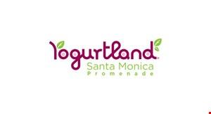 Yogurtland Santa Monica Promenade logo