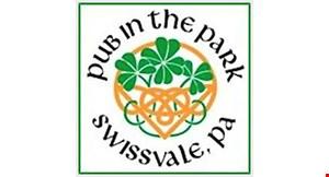 Pub in The Park logo