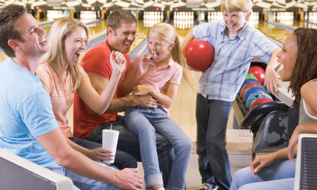 Product image for Sunshine Bowling Center BUY $5.00 WORTH OF PLAY TIME IN OUR GAME ROOM GET $5.00 ADDITIONAL FOR FREE.