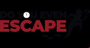 Do You Even Escape? logo