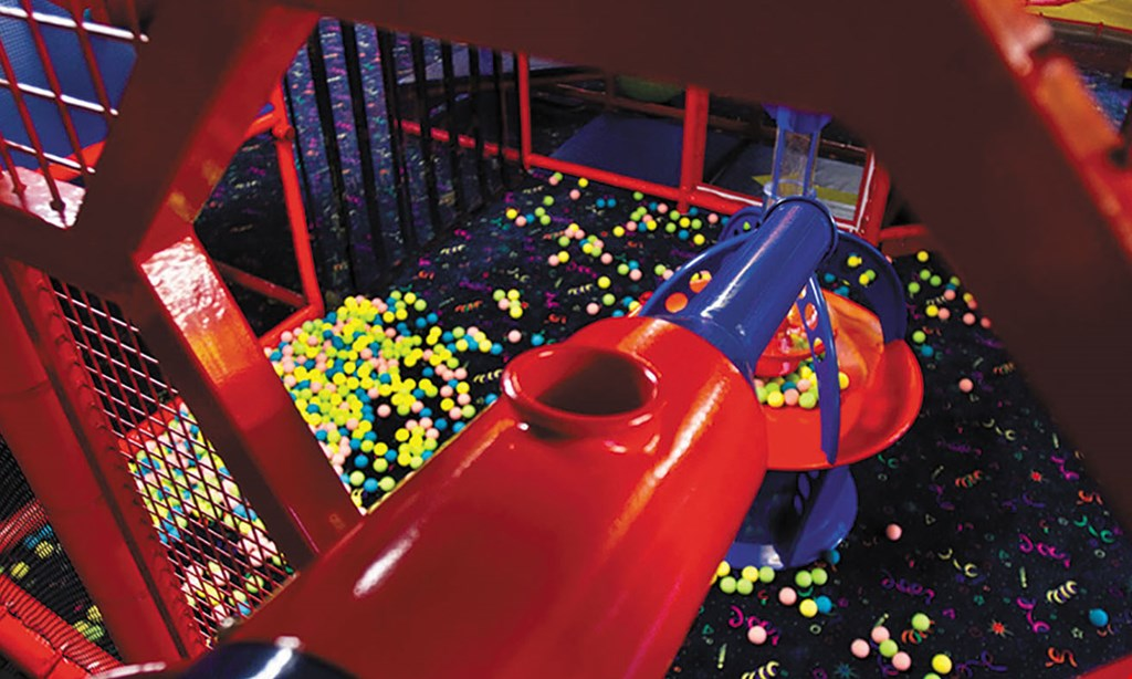 Product image for Laser Bounce of Glendale, Queens Free 30 minutes of video game play*