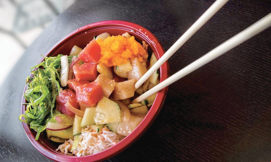 Product image for POKE LAND $1Off any meal