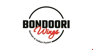 Product image for Bandoori Wings $5 Off any purchase of $40 or more.