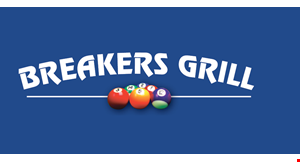 Breakers Grill logo